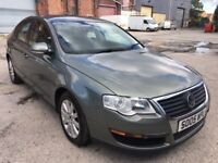2005 VOLKSWAGEN PASSAT S 2.0 TDI 140, DIESEL, 6 SPEED MANUAL, LONG MOT, P/X TO CLEAR, DRIVES WELL !
