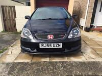 2005 Honda Civic type r premier edition