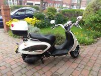 125cc Aprilia Mojito, Good condition, No issues.