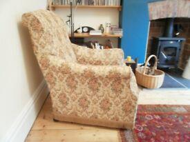 Vintage armchair. Victorian/Edwardian