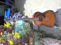 Framus 1960s acoustic guitar