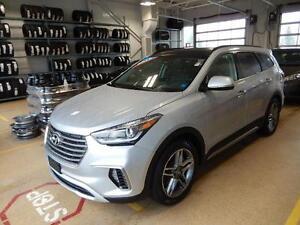 2017 Hyundai Santa Fe XL Limited AWD Luxury