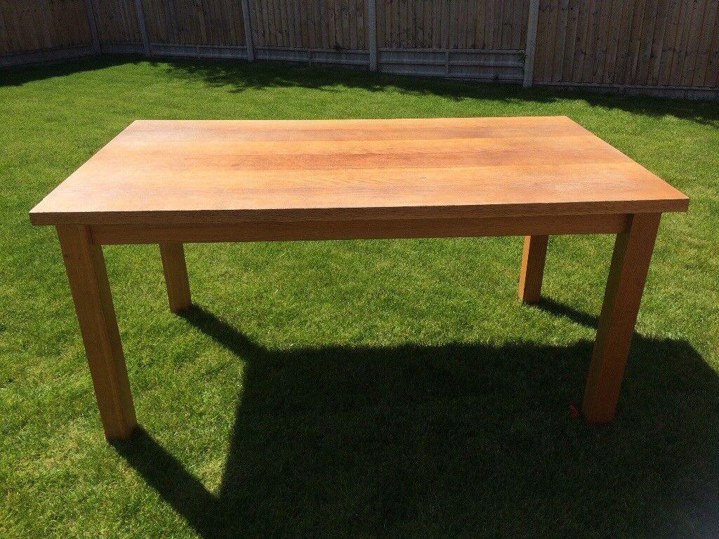Kitchen table seats six