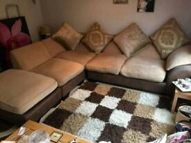 DFS Martinez Corner Sofa