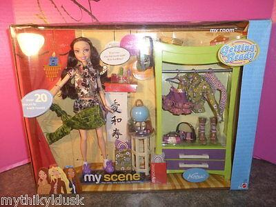 Nolee My Scene Room Set