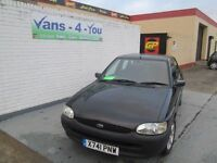 2000 ford escort finesse uk car no rust of any kind never welded will have a full mot when sold