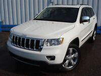 2011 Jeep Grand Cherokee LIMITED 4x4 *LEATHER-SUNROOF*