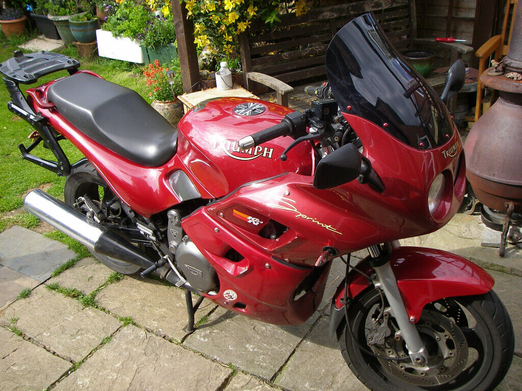 Triumph 900 Sprint good condition for year  | in Rowlands Gill, Tyne and  Wear | Gumtree