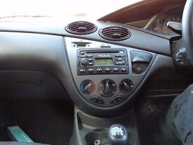 2002 Ford Focus 1.8
