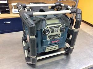 Radio de chantier BOSCH PB360S-C   ***PRIX RÉDUIT***  #F020802