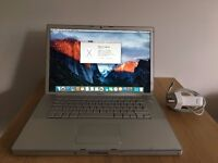MacBook Pro 15 Inch Early 2008 250gb