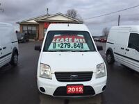 2012 Ford Transit Connect XLT- Lease for $279.84 plus HST