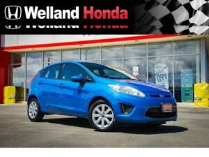 2012 Ford Fiesta SE | ONE OWNER | ACCIDENT FREE