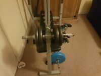York Multi gym and weights