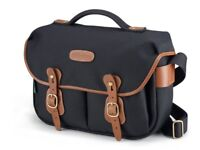 Hadley Pro Camera Bag - Black & Tan