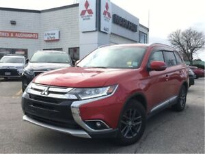2016 Mitsubishi Outlander ES 0.9% Finance (Premium Leather)