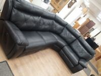SCS Ashley Electric Recliner Corner Sofa for sale