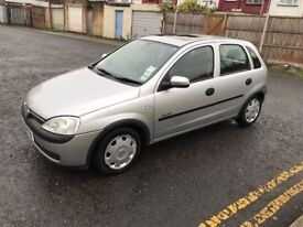 1.2L 2004 Semi-Auto 77k mileage New battery Good runner No faults Left wing mirror minor crack
