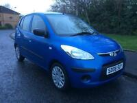 Hyundai i10 1.1 Classic 5dr £30 YEARLY TAX+ LOW INSURANCE 2008 , Hatchback