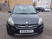 SUBARU JUSTY 1.0 CC 5 DOOR SUPER HATCHBACK, £30 YEAR TAX!