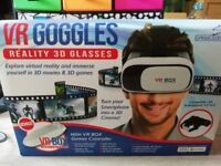 VR Goggles 3D reality Glasses