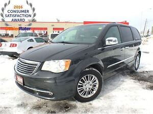 2011 Chrysler Town & Country LIMITED**LEATHER**DVD**NAVIGATION**