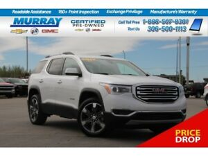 2017 GMC Acadia *DRIVER ALERT,SUNROOF,HEATED SEATS*