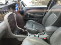 **JAGUAR FOR SALE, LEATHER INTERIOR, BIG BOOT, NEEDS SOME ATTENTION CHEAP PRICE, QUICK SALE**