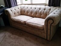 chesterfield style sofabed