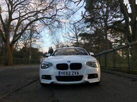 BMW 1 Series 2.0 116d M Sport Hatch 3dr