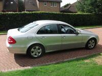 mercedes e240 avantgarde auto 2597cc 2004 mot till feb 19 £1500