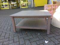 Ikea Charcoal Gray Hemnes Coffee Table