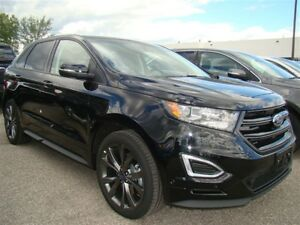 2016 Ford Edge Sport - DEMO VEHICLE!!