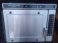 MenuMaster jetwave - Combo Oven