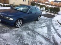 BMW 323Ci manual HIGH SPEC FSH Low milage MINT condition