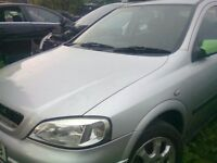 2001 VAUXHALL ASTRA 1.4 PETROL WINDSCREEN FOR SALE MORE PARTS AVAILABLE