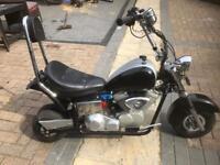 Nice little 3 wheel chopper motor cycle