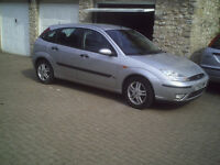 2002 Ford Focus 3 owners Full service History Hand books and spare key