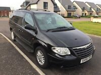 Chrysler Grand Voyager for spares or repair. RELISTED DUE TO TIME WASTER