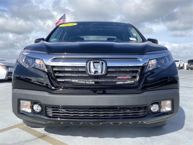 Image 13 Voiture Asiatique d'occasion Honda Ridgeline 2019