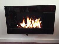 Evoke LCD wall heater/electric Fire RRP £650