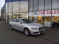 2008 08 AUDI A4 2.0 TDI SE 4D 141 BHP **** GUARANTEED FINANCE **** PART EX WELCOME