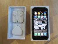 Iphone 6 64GB Boxed in Space Grey and is Unlocked