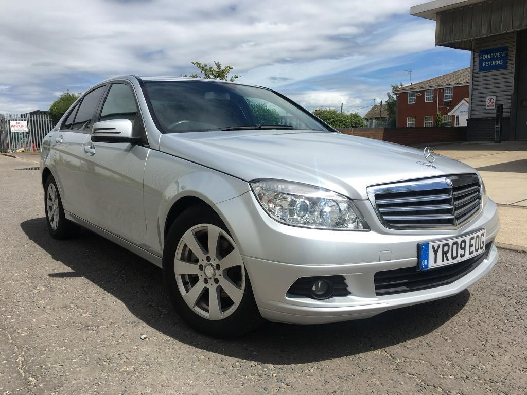 2009 mercedes benz c200 cdi se diesel manual full service history long mot in southend on. Black Bedroom Furniture Sets. Home Design Ideas