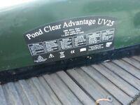 Pond Clear Advantage UV25