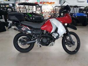 2012 Kawasaki KL650A15 KLR 650 -
