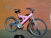 Concept mountain bike - Good condition !