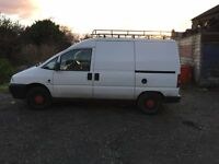 fiat scudo for sale may swap for 4x4