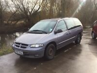 AUTOMATIC GRAND VOYAGER ONE YEAR MOT
