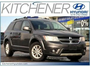 2014 Dodge Journey SXT FWD 4dr SXT